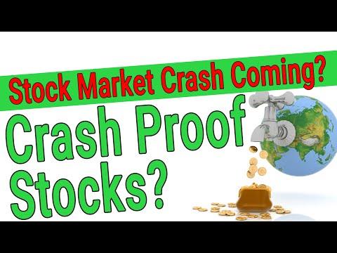 5 Dividend Stocks for a Market Crash + 2 Bonus Stocks -1990 Recession, Tech Bubble & Great Recession