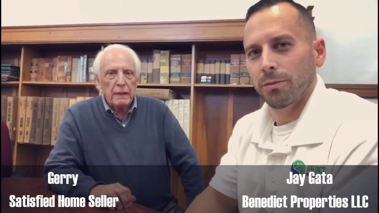 Closing Table Testimonal from a Satisfied Home Seller in New Bedford, MA