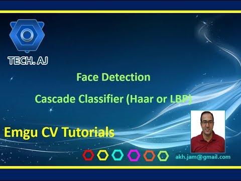 Emgucv # 28: Face detection using Cascade Classifiers: Haar and LBP