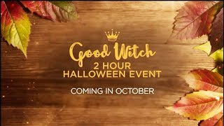 New this Fall - Good Witch Halloween Event