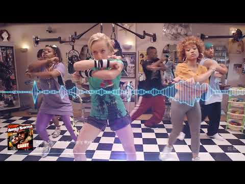 07- Aggro Santos Feat. Kimberly Wyatt - Candy  - Full HD 1080p