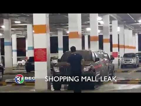 SHOPPING MALL LEAK | Ch3Thailand