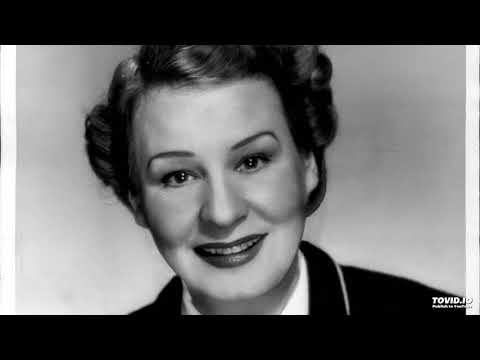 """Shirley Booth in """"Our Miss Brooks""""--1948 Radio"""