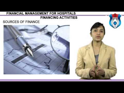 FINANCIAL MANAGEMENT FOR HOSPITALS