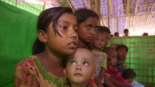 """Myanmar Army Chief Says Rohingya Refugees Cannot Return Until """"Real Myanmar Citizens"""" Accept Them"""