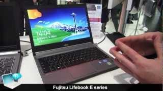 Fujitsu Lifebook E733, E743, E753 preview