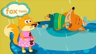 Fox Family and Friends new funny cartoon for Kids Full Episode #92