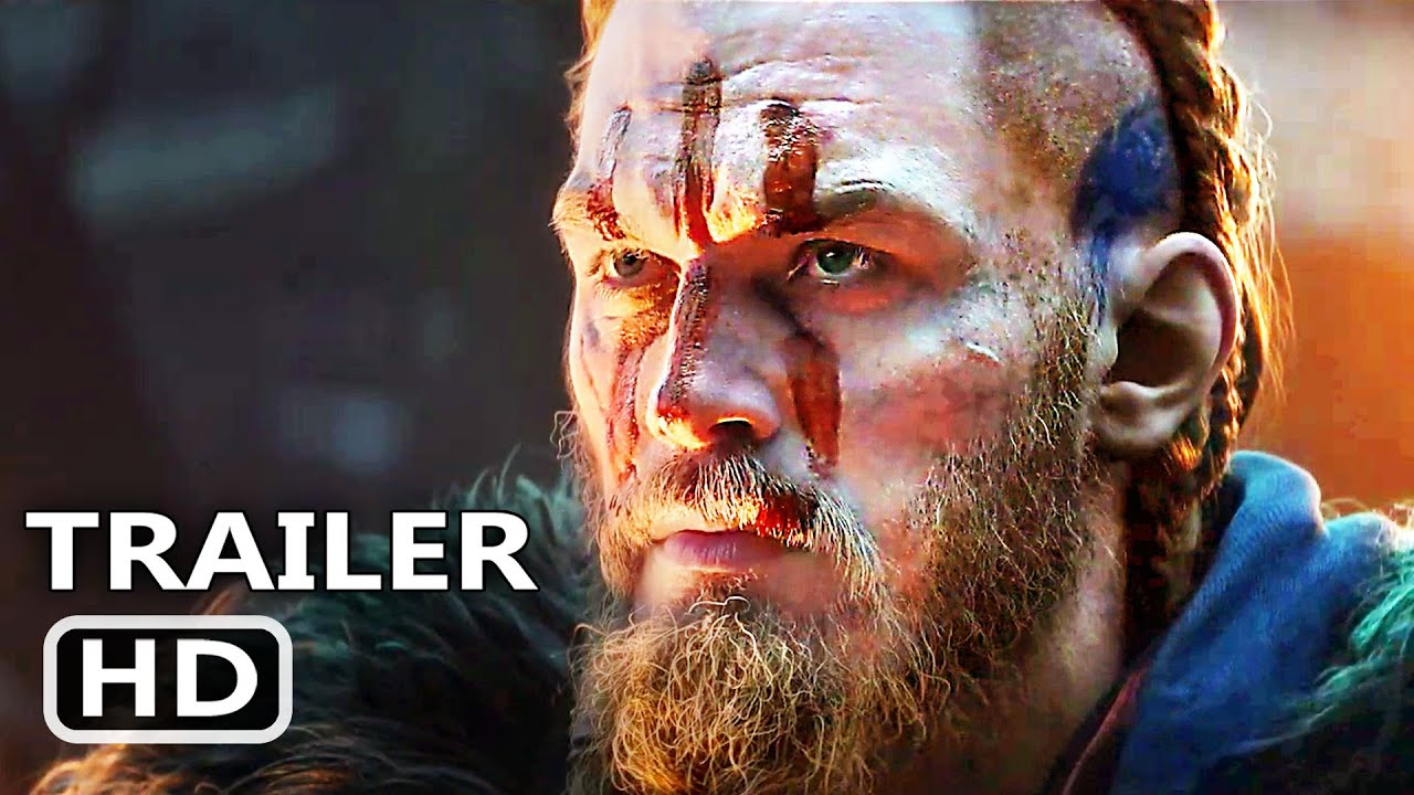 ASSASSIN'S CREED VALHALLA Official Trailer (2020) Vikings Game HD thumbnail