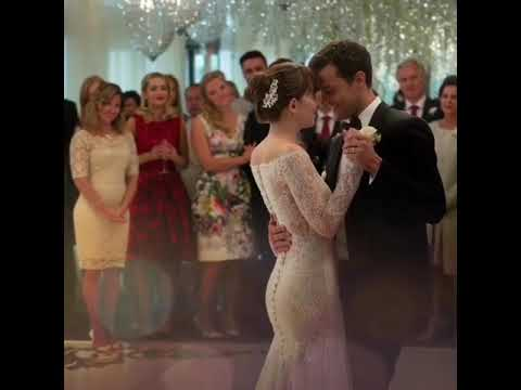 Fifty Shades Freed Wedding Scene