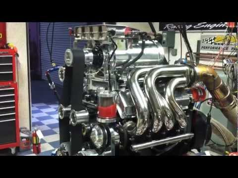 BIG Horsepower Marine Engines in 40' MTI Powerboat
