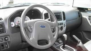 2005 Ford Escape Hybrid Sport Utili - Galpin Ford