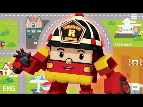 ROY`s Broomstown Trip | Poli Animation | Robocar POLI TV