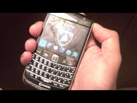 Apple iPhone 4 vs Blackberry Bold 9700 Quick Comparison