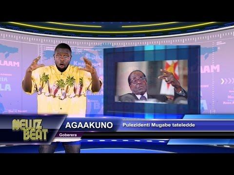 AGAAKUNO Pulezidenti Mugabe tateledde(S4 episode 2 NewzBeat Uganda)