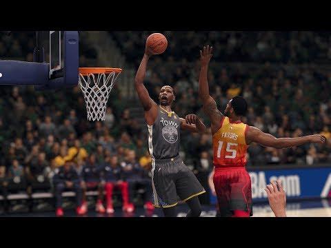 NBA Today 1/30 Golden State Warriors vs Utah Jazz | NBA Highlights Warriors vs Jazz (NBA LIVE 18)