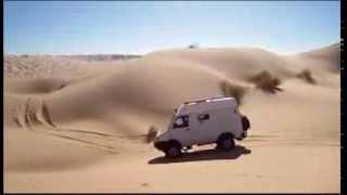 IVECO 4x4, MAN 4x4, tunisie 2013 (2)