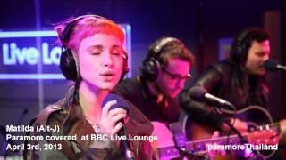 Matilda - Paramore (ALT-J cover)