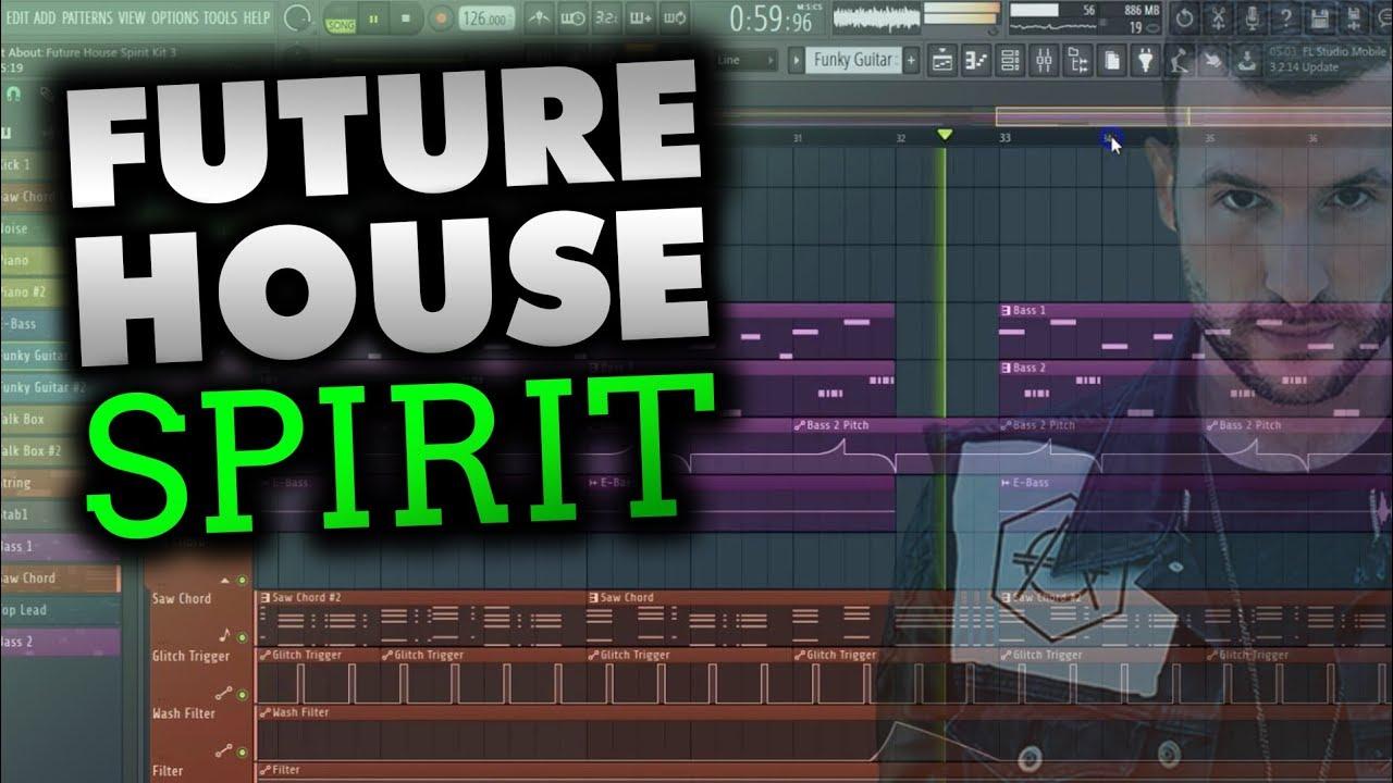 Future House Spirit   W  A  Production