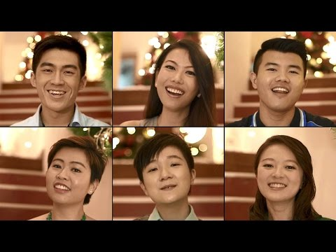 Deck The Halls - A Christmas Carol A cappella Cover by 1023