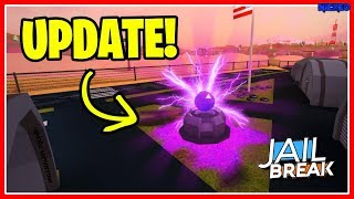 🔴 Jailbreak NEW FORCEFIELD PROTECTED MILITARY BASE!! | NEW UPDATE TOMORROW! | Roblox Jailbreak LIVE