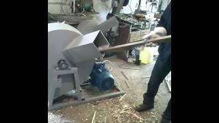 Щепорез / молотковая дробилка