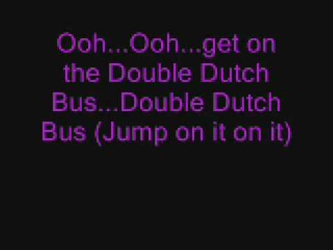 Double Dutch Bus Lyrics