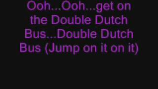 Double Dutch Bus Lyrics