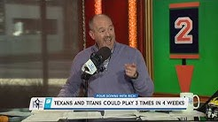 Four Downs with Rich: Eisen Talks Tua, Andy Dalton, 49ers, and Texans vs Titans | 11/26/19
