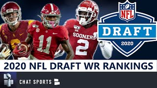 2020 NFL Draft Wide Receiver Rankings - Top 25 WR Prospects