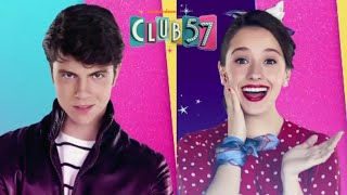 Club 57 - Bumper 02 | 1 Temporada| Nickelodeon Brasil (14/05/18)