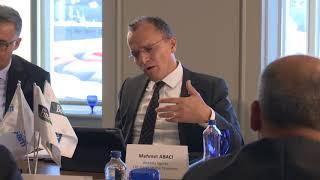 InsurTech Gundem Toplantısı: Anadolu Sigorta, Mehmet Abacı
