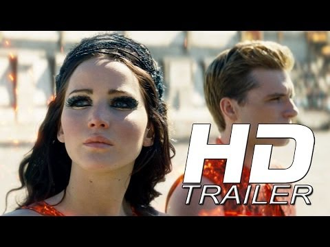 THE HUNGER GAMES: CATCHING FIRE Official Final Trailer
