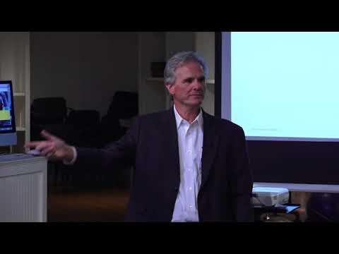 Paul Butler Speaks on Innovation  at Makery Innovation Center