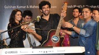 Aashiqui 2 Music Concert | Aditya Roy Kapur, Shraddha Kapoor