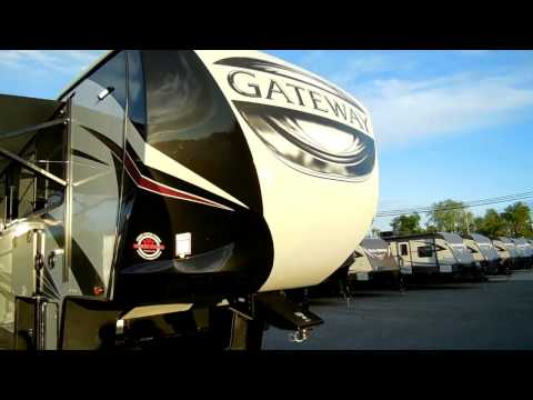 2018 Gateway 3712RDMB Fifth Wheel by Heartland RV
