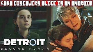 Download Video Kara Discovers Alice is an Android DETROIT BECOME HUMAN MP3 3GP MP4