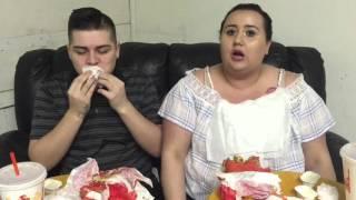 Storytime Mukbang - Burger King's Angriest Whopper & Fries