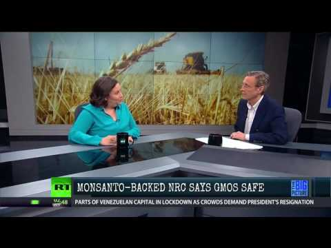 GMO Study Poisoned By Industry Ties