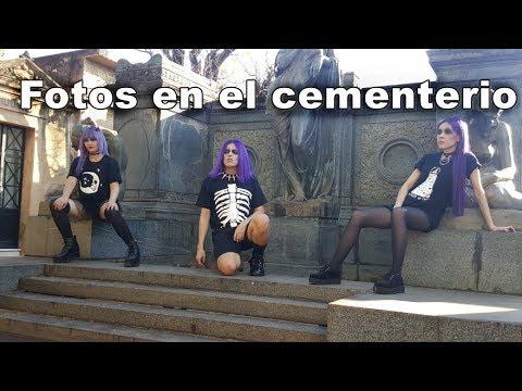 Vlog: Fotos en el Cementerio La Recoleta Asuncion - Guxx Melgarejo
