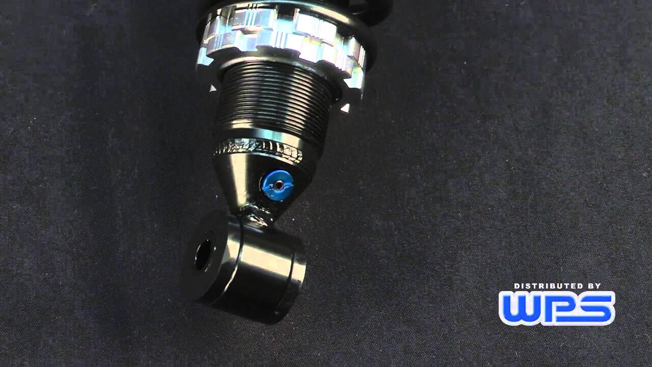 Bronco ATV Rear Gas Shock #AU-04301 for Polaris