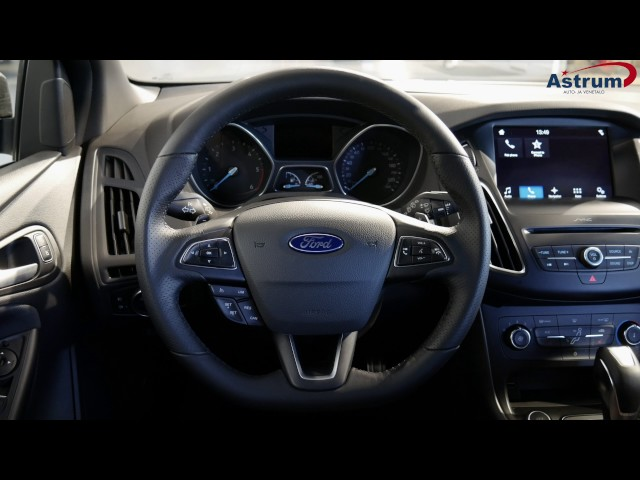 Astrum Auto: Focus ST-Line '17