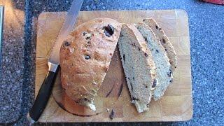 Cooking Olive & Orange Loaf