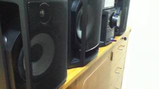 Bassotronics - bass, i love you bass boosted Sony GZR-999D Subwoofer