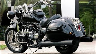 Best Sounding 6 Cylinder Motorcycles Engines
