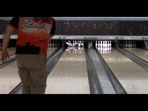 Track Mako Bowling Ball Video