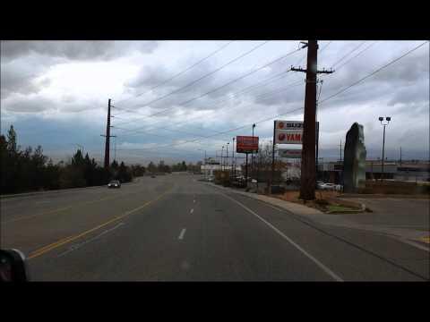 Salt Lake City, UT to St  George, UT to Fairview, UT 12 12 2014