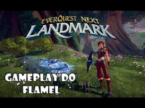 [Gameplay] EverQuest Next Landmark PT-BR – ForcaNerd