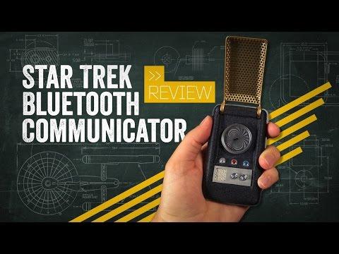 Bluetooth Star Trek Communicator Review: A Trekkie's Dream Come True