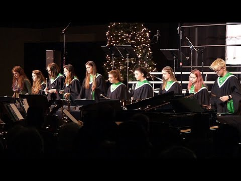 West Lutheran High School Puts on Special Christmas Concert