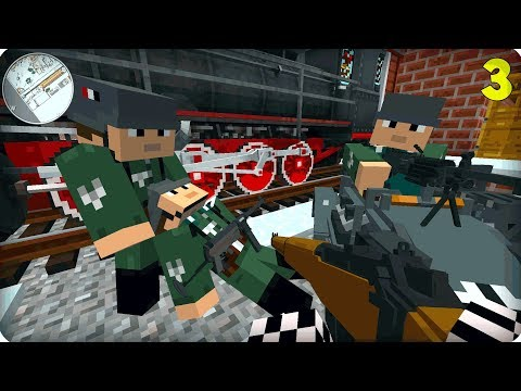видео: Вторая Мировая Война [ЧАСТЬ 3] Call of duty в Майнкрафт! - (Minecraft - Сериал)